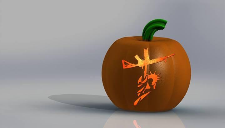 Solidworks Pumpkin
