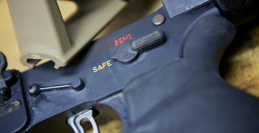AR15 Safety