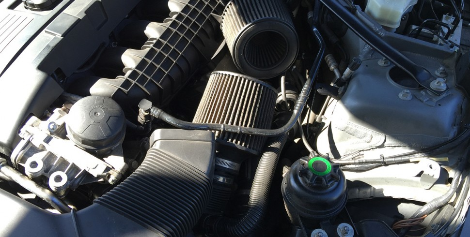 BMW E92 335i VRSF CP / TiAl BOV Install Pics