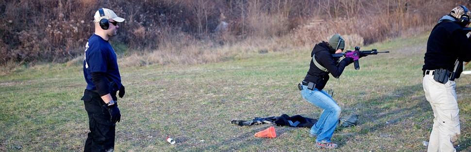 2016 Firearms Skills Merit Challenge
