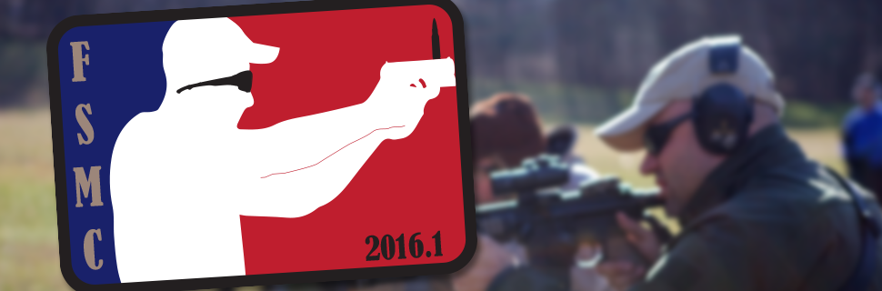 January Firearms Skills Merit Challenge